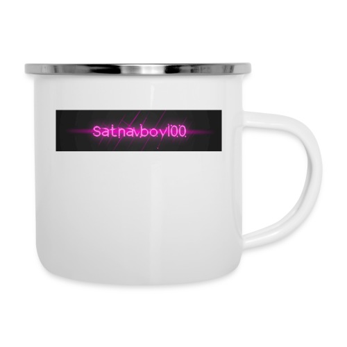 Satnavboy100 Shirt - Camper Mug