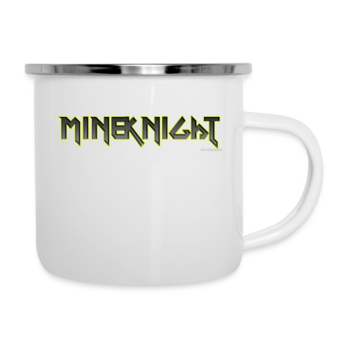MineKnight T-shirt - Emaljmugg