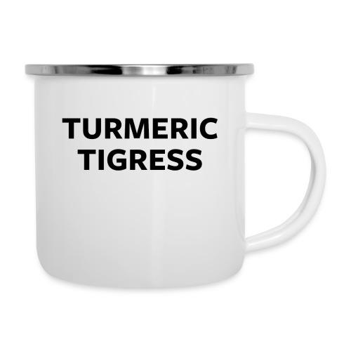 Turmeric Tigress - Camper Mug