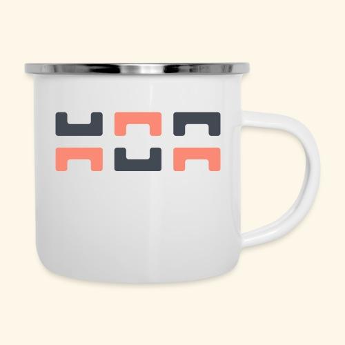 Angry elephant - Camper Mug