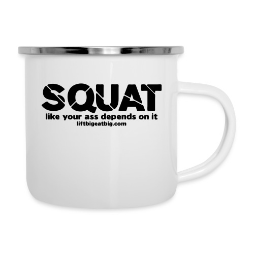 squat - Camper Mug