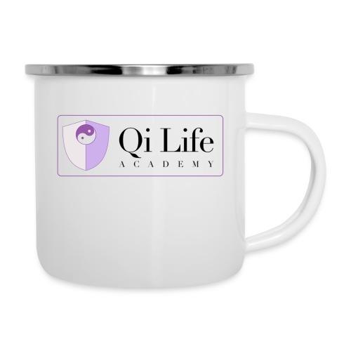 Qi Life Academy Promo Gear - Camper Mug