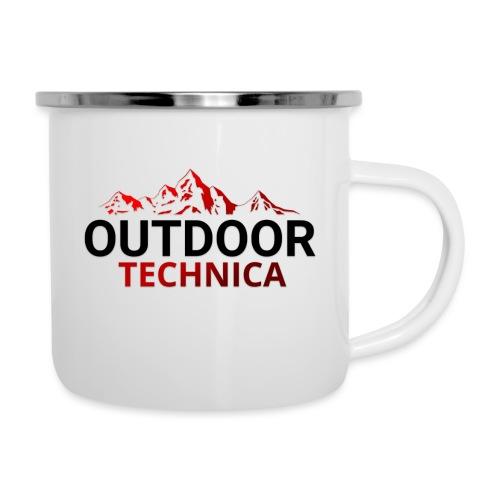 Outdoor Technica - Camper Mug