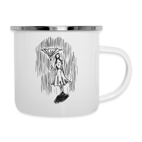 Umbrella - Camper Mug