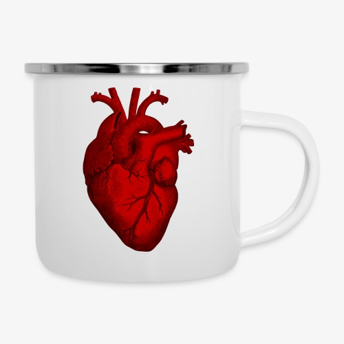 Heart - Camper Mug