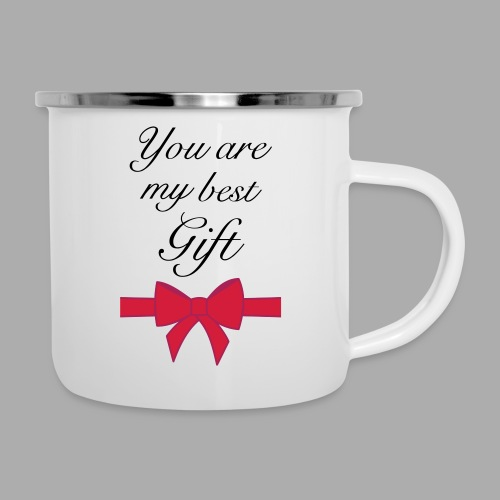 you are my best gift - Camper Mug