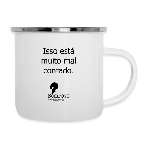 issoestamuitomalcontado - Camper Mug