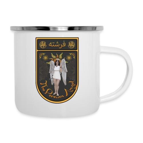 Persian Angel Anahita - Farsi Angel - Camper Mug