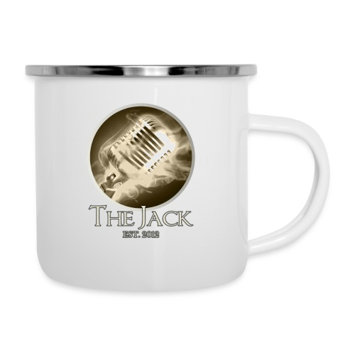 The Jack - Emaille mok