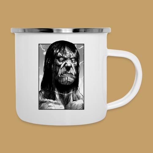 Frankenstein's Monster - Kubek emaliowany