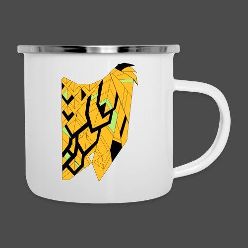Owl Colour Redraw - Camper Mug