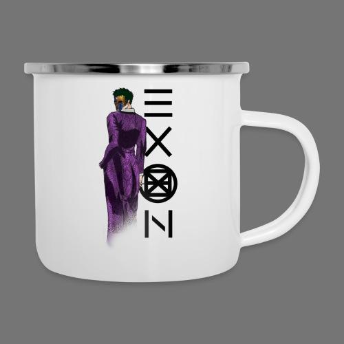 Emotionless Passion Exon - Camper Mug
