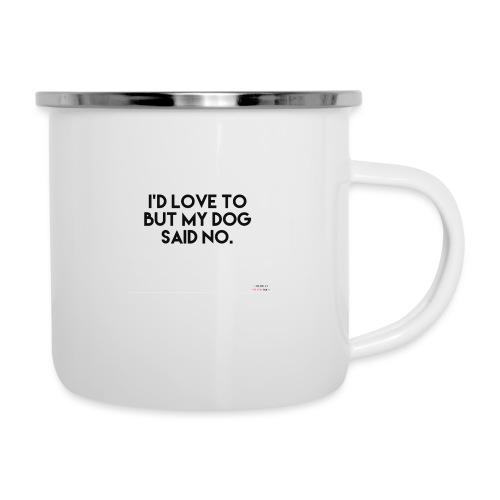 Big Boss said no - Camper Mug