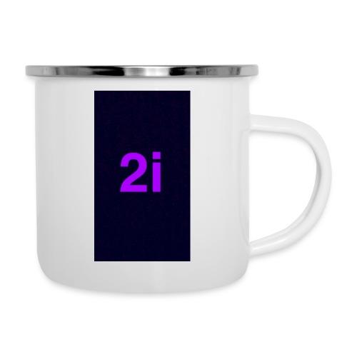 2i - Tasse émaillée