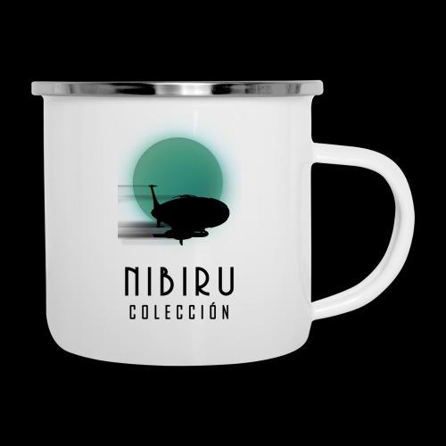 NibiruLogo - Taza esmaltada