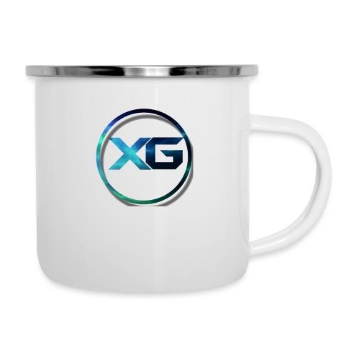 XG T-shirt - Emaille mok