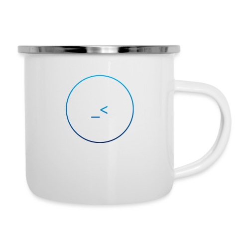 Coding Magazine logo - Camper Mug