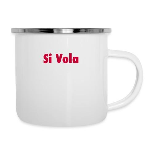 SiVola - Tazza smaltata