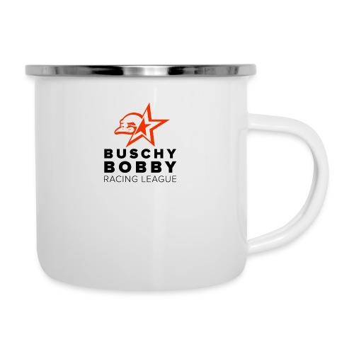 Buschy Bobby Racing League on white - Camper Mug