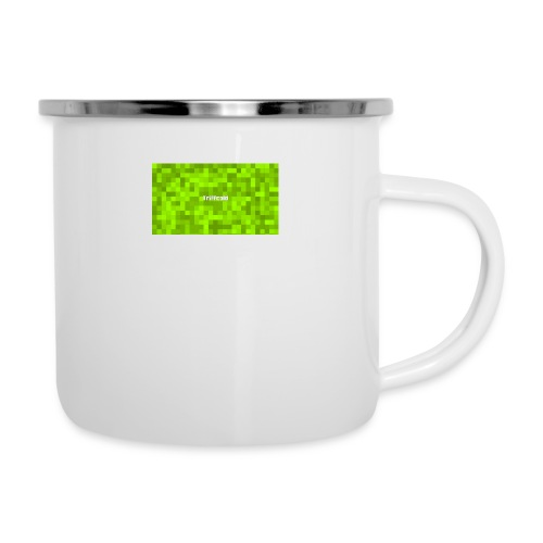 Youtube Triffcold - Emaille-Tasse