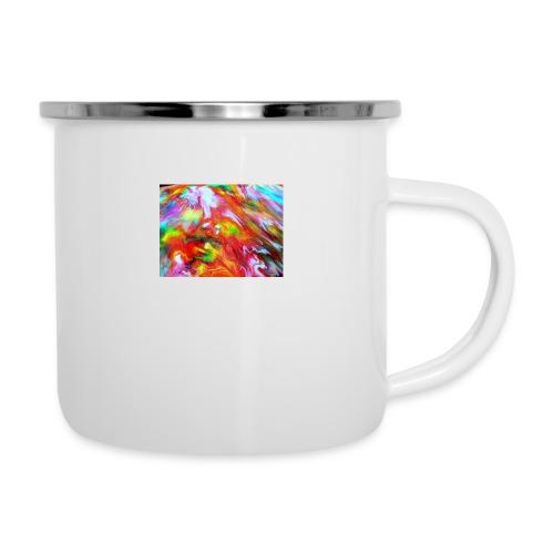 abstract 1 - Camper Mug