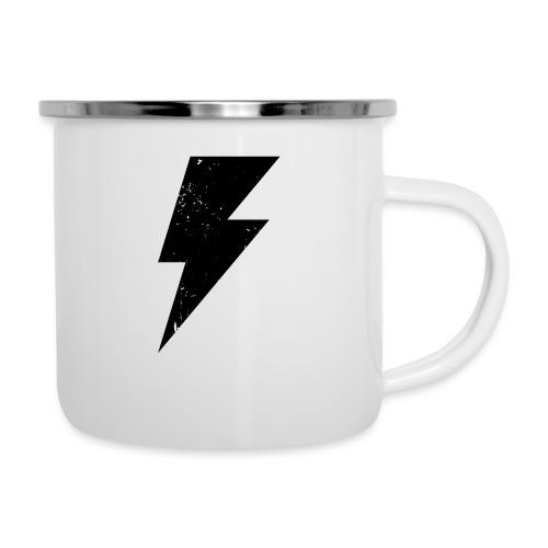 Black Storm - Tasse émaillée