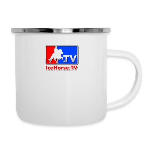 IceHorse logo - Camper Mug