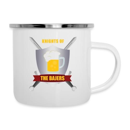Knights of The Bajers - Emaljekrus