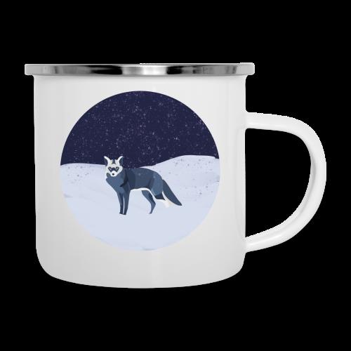 Blue fox - Emalimuki