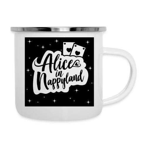 Alice in Nappyland 1 - Camper Mug