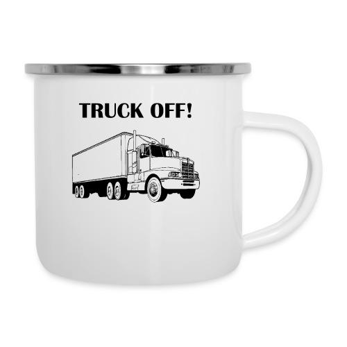 Truck off! - Camper Mug