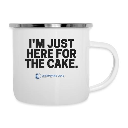 Cake Mug - Camper Mug