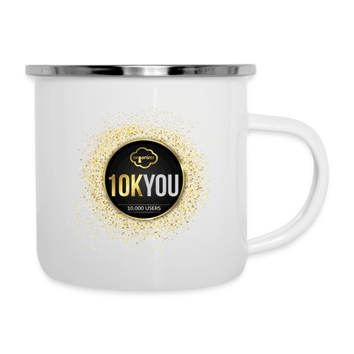 10k You! 10000 times thank you to ORGanusers! - Camper Mug