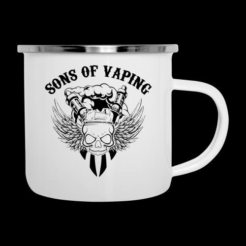 Sons Of Vaping - Tazza smaltata