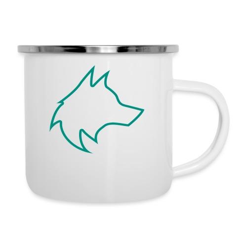 Wolf Pack Logo (NEW) - Camper Mug