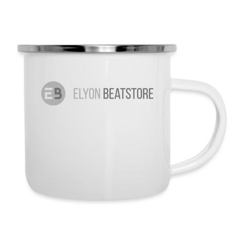ElyonBeatstore Logo - Emaille mok