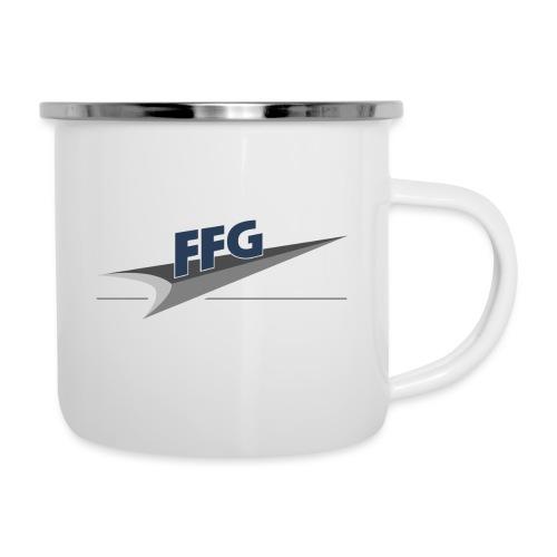 ffglogo - Emaille-Tasse