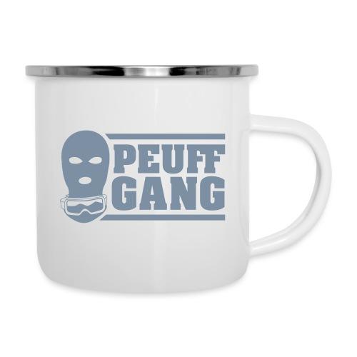 Peuff Gang Gold - Tasse émaillée