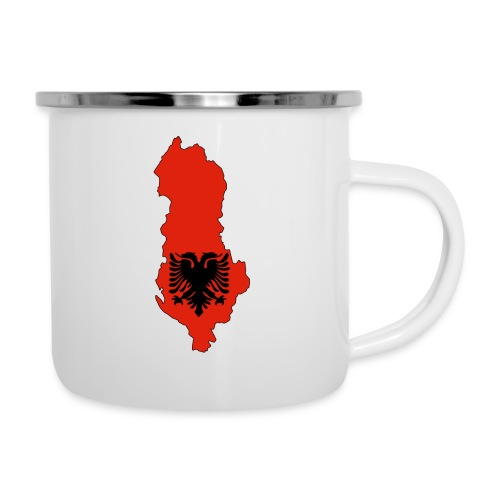Albania - Tasse émaillée