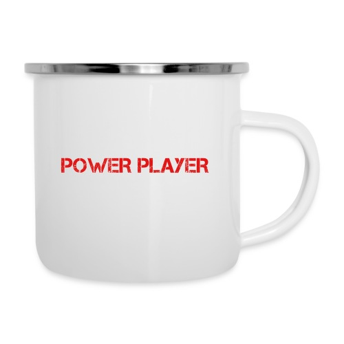 Linea power player - Tazza smaltata