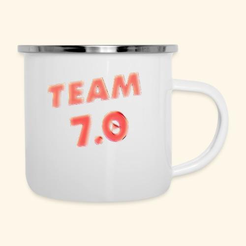 Pop art team 7 - Camper Mug
