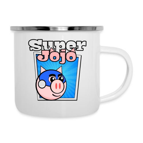 Super Jojo Game Icon - Camper Mug