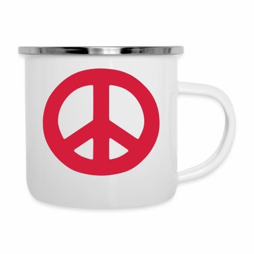 Peace - Camper Mug