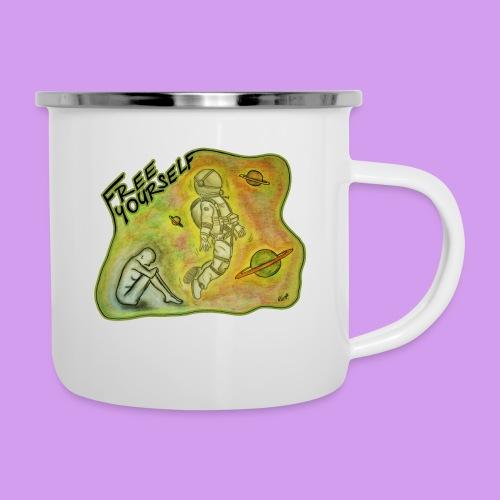 Katt Willow - Camper Mug