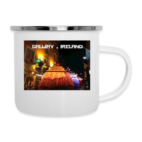 GALWAY IRELAND MACNAS - Camper Mug