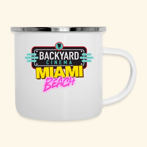 Miami Beach - Camper Mug