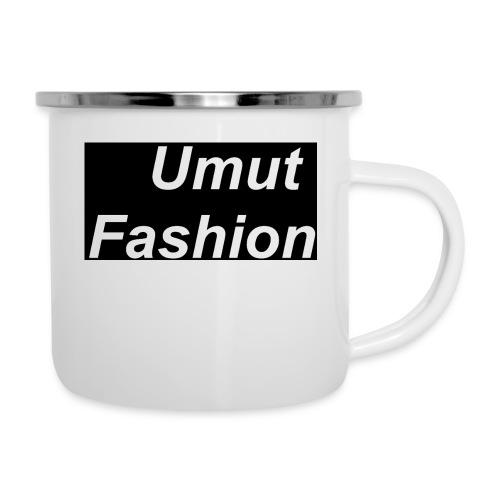 Umut Fashion - Emaille-Tasse