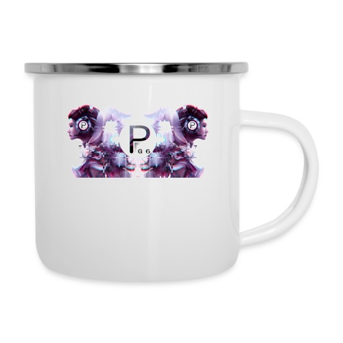 Pailygames6 - Emaille-Tasse