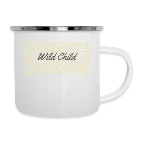 Wild Child 1 - Camper Mug