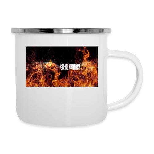 Barbeque Chef Merchandise - Camper Mug